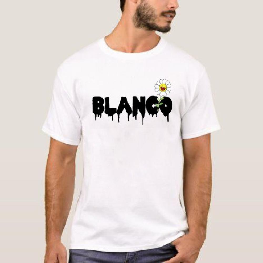 Camisa  estampado Blanco