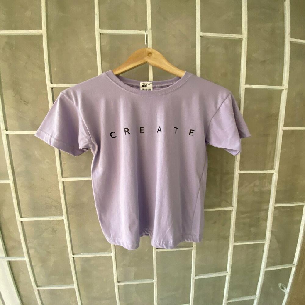 Camiseta CREATE