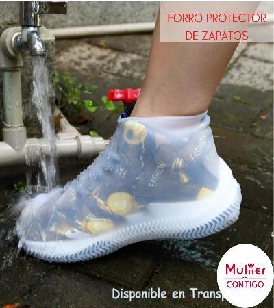 Forro protector de zapatos