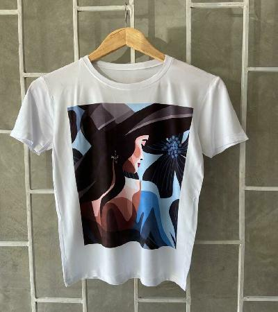 T Shirts Blue