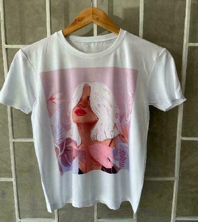 T Shirts Pink