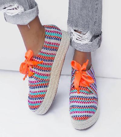 Zapato Yute