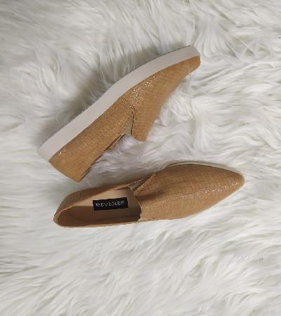 Zapatos Casual Punta Diamante Rachael